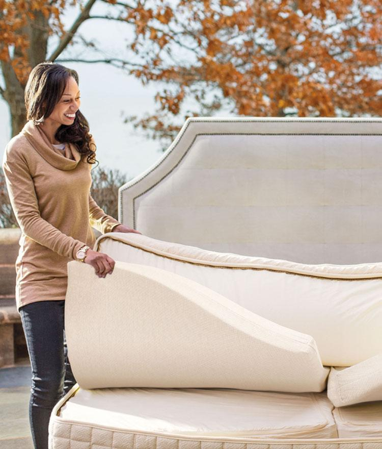 What Does Customizable Sleep Mean? Explaining the EOS Mattress Series