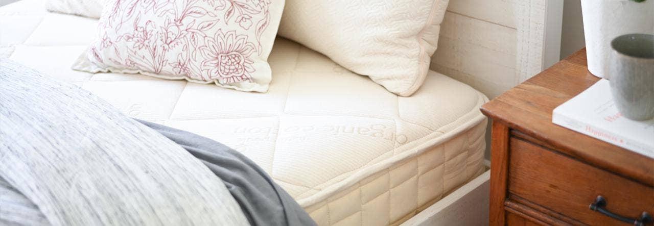 naturepedic serenade organic mattress
