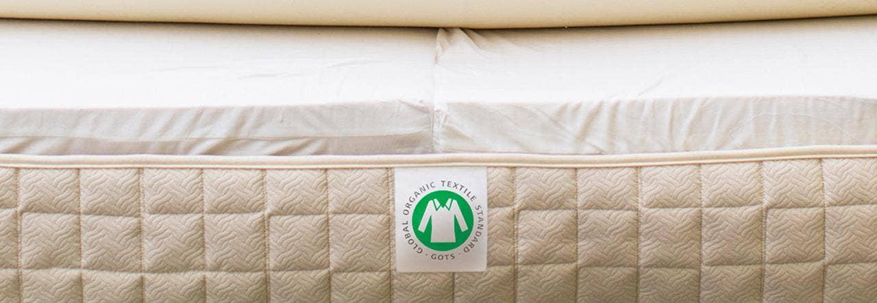 naturepedic eos gots certified organic mattress