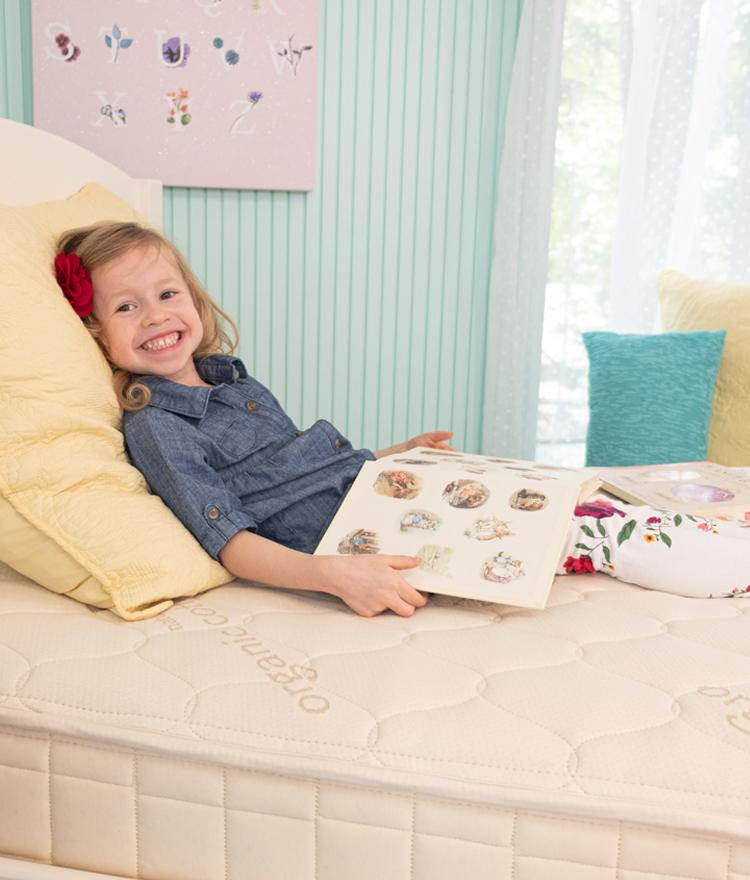 How to Choose the Best Organic Mattresses for Your Child or Toddler