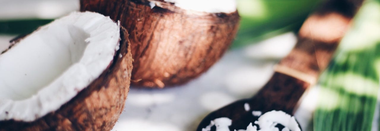 5 Health Benefits of Coconut