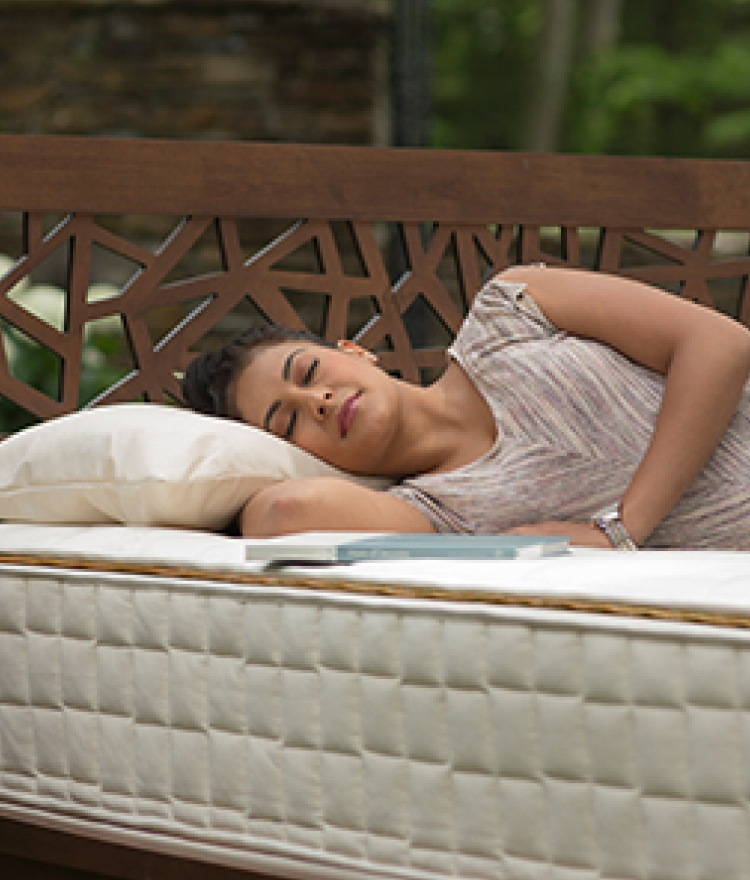 Ask Naturepedic: Do Your Mattresses Have Weight Limits?