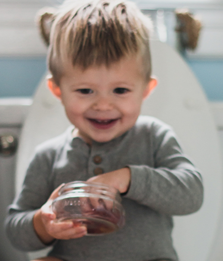 Relax, It Happens Naturally: Potty Training Tips for Parents