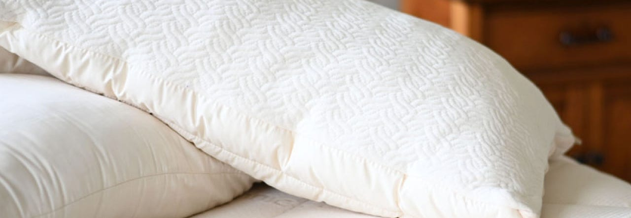 naturepedic 2-in-1 organic adjustable pillow