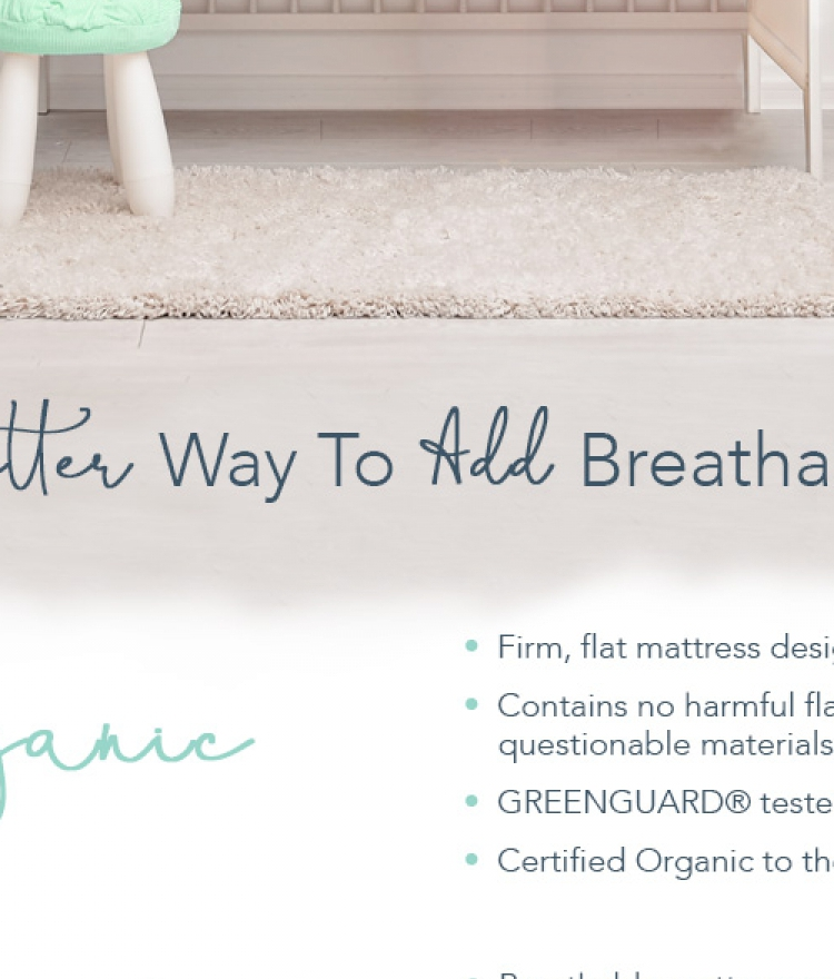 Let's Talk Breathability For Baby | Naturepedic Blog