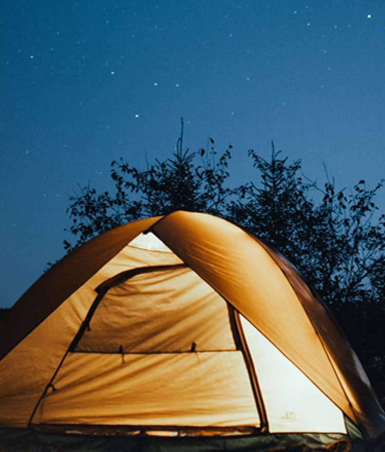 Tips & Tricks for Sleeping Well Outdoors