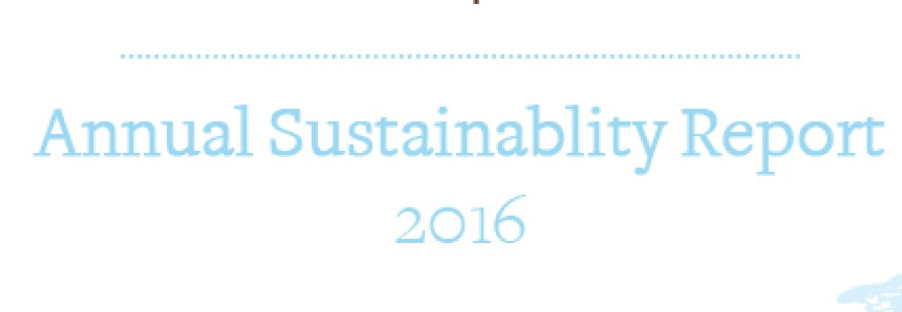 Naturepedic 2016 Sustainability Report