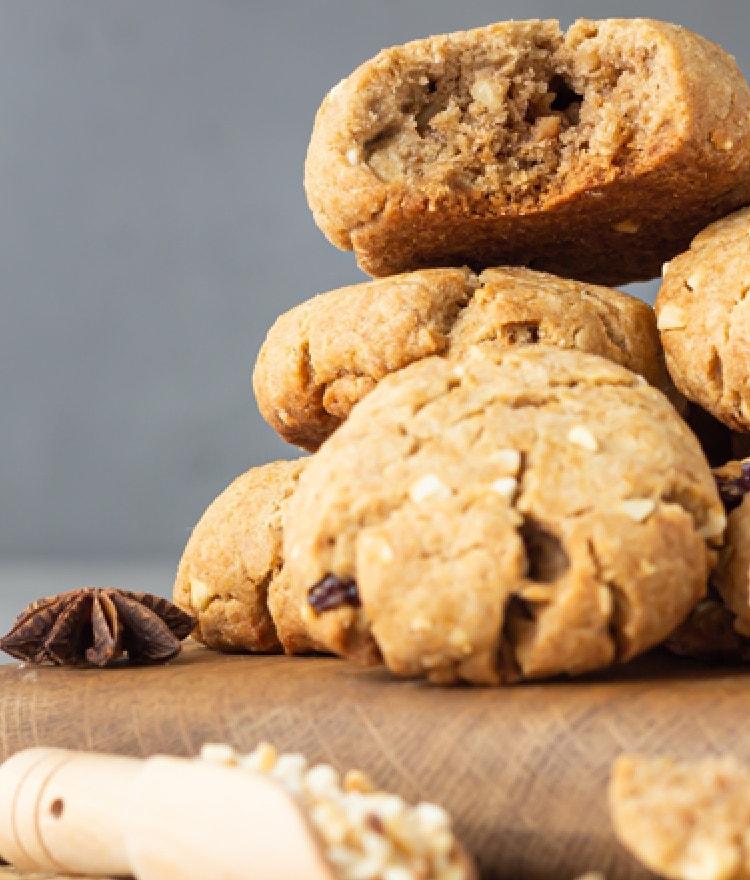 Flourless Almond Butter Chocolate Chippers Recipe