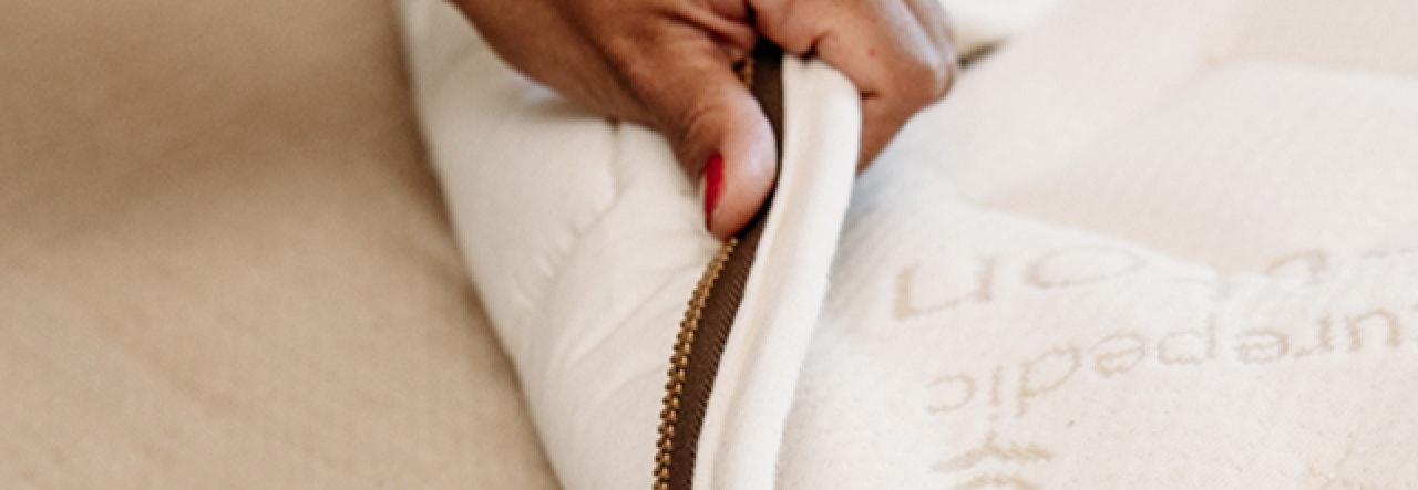 naturepedic eos customizable organic mattress