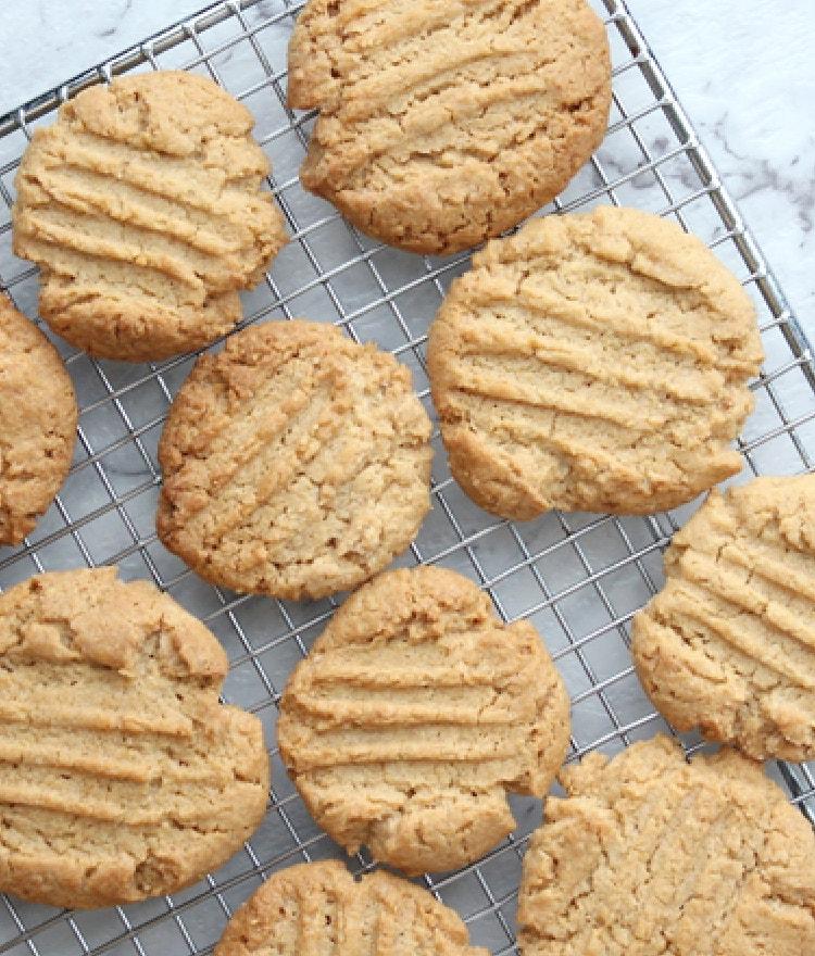 No-Bake Peanut Butter Cookie Recipe