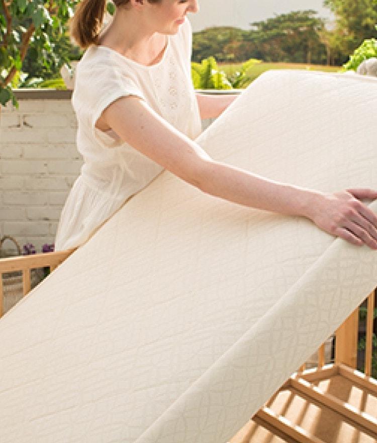crib mattress fit