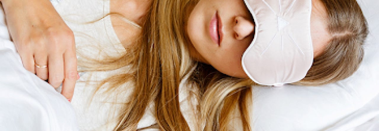 Don't Be Fooled by These Sleep Aids