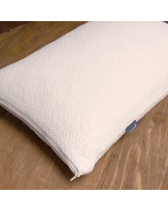 Organic 2-in-1 Adjustable Latex Pillow - Queen Size