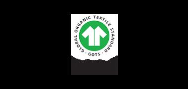 GOTS Logo - Certified Organic by Oregon Tilth OT-007086