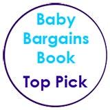 Baby Bargains Book Top Pick Award