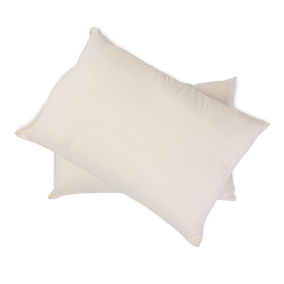 PLA Pillow with Organic Fabric