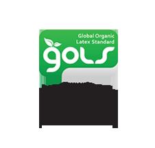 GOLS Logo - Certified Organic by Control Union 864025