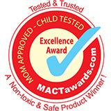 MACT Mom Approved Child Tested Award