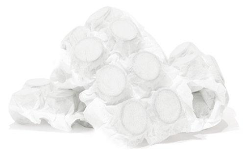 Glueless encased microcoils