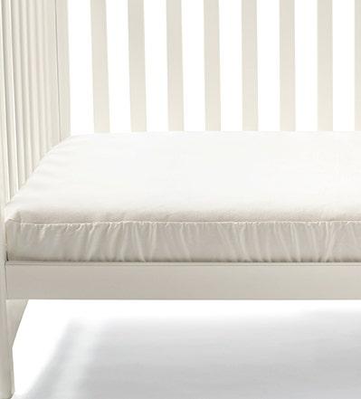 Organic Crib Protector Pads