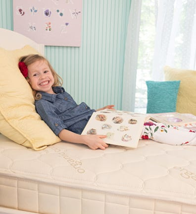 Blog Post - How to choose the best organic mattress for your toddler or child