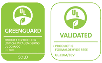 Greenguard Gold Certified Logo